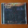 THRONE OF AHAZ - On Twilight Enthroned (1st press CD) Tape / Vinyl / CD / Recording etc