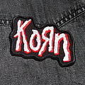 KORN - Logo 95X65 mm (embroidered) Patch