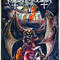 Nokturnal Mortum - Other Collectable - NOKTURNAL MORTUM -  To The Gates Of Blasphemous Fire / Demon (Flag)
