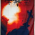 Nokturnal Mortum - Other Collectable - NOKTURNAL MORTUM -  To The Gates Of Blasphemous Fire / Burning Church (Flag)