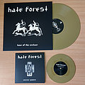 Hate Forest - Tape / Vinyl / CD / Recording etc - Hate Forest - Hour Of Centaur (Gold Vinyl + 7 EP)