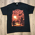 Immortal - TShirt or Longsleeve - IMMORTAL - Diabolical Fullmoon Mysticism (T-Shirt)