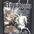 RIPPIKOULU - Musta Seremonia (Backpatch)