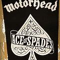 Motörhead - Patch - MOTORHEAD - Ace of Spades (Backpatch)
