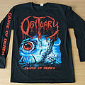OBITUARY - Cause Of Death (Long Sleeve)