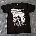The Exploited - TShirt or Longsleeve - The Exploited - Skeleton (T-Shirt)