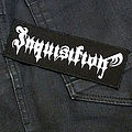 Inquisition - Patch - INQUISITION - Logo 138X45 mm (Printed)