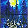 Nokturnal Mortum - Other Collectable - NOKTURNAL MORTUM - Lunar Poetry Banner/Flag
