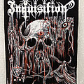 Inquisition - Patch - INQUISITION - Into The Infernal Regions Of The Ancient Cult (Back Patch)