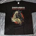 Disturbed - TShirt or Longsleeve - DISTURBED - Immortalized (T-Shirt)