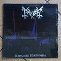 Mayhem - Tape / Vinyl / CD / Recording etc - MAYHEM – De Mysteriis Dom Sathanas (Limited Red Vinyl)