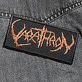 Varathron - Patch - VARATHRON - Bronze Logo 120X55 mm (embroidered