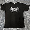 MACABRE OMEN - Epic Black Metal War (White Logo T-Shirt)
