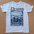 DRUDKH - Winter (White T-Shirt)