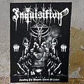 Inquisition - Patch - INQUISITION - Invoking The Majestic Throne Of Satan (Back Patch)