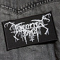 FORGOTTEN TOMB - Logo 115X65 mm (embroidered) Patch