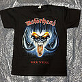 Motörhead - TShirt or Longsleeve - MOTORHEAD - Rock N Roll (T-Shirt)