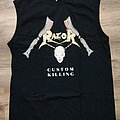 RAZOR - Custom Killing (Sleeveless)