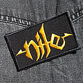 Nile - Patch - NILE - Logo 85X50 mm (embroidered)