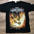 NOKTURNAL MORTUM - The Voice Of Steel (T-Shirt)