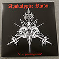 Apokalyptic Raids ‎– The Pentagram (Red Vinyl) Tape / Vinyl / CD / Recording etc
