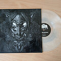 Satanic Warmaster - Tape / Vinyl / CD / Recording etc - Satanic Warmaster - Fimbulvinter (Clear Haze Vinyl)