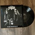 Immortal - Tape / Vinyl / CD / Recording etc - IMMORTAL - Pure Holocaust (Ltd. Ultra-Clear / Black Marble Vinyl) 500 copies