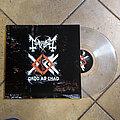 Mayhem - Tape / Vinyl / CD / Recording etc - MAYHEM – Ordo Ad Chao (Crystal clear vinyl) Limited to 300 copies worldwide