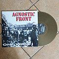 Agnostic Front - Tape / Vinyl / CD / Recording etc - AGNOSTIC FRONT – One Voice (Gold Vinyl) Ltd. 500 copies