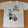 JOY DIVISION - An Ideal For Living (White T-Shirt)