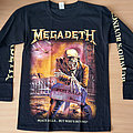 MEGADETH - Peace Sells... But Who's Buying? (Longsleeve T-Shirt)