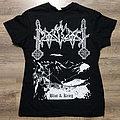 MOONBLOOD - Blut & Krieg (T-Shirt)