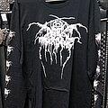 Darkthrone - TShirt or Longsleeve - DARKTHRONE - Baphomet Logo (Longsleeve)