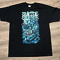 Suicide Silence - TShirt or Longsleeve - SUICIDE SILENCE - Grim Reaper (T-Shirt)