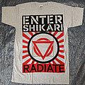Enter Shikari - TShirt or Longsleeve - ENTER SHIKARI - Radiate (T-shirt)