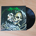 Sarcofago - Tape / Vinyl / CD / Recording etc - Sarcófago – Rotting (Black Vinyl) Ltd. 250 Copies