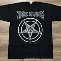 CRADLE OF FILTH - Supreme Vampyric Evil (TS)
