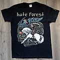 HATE FOREST - With Fire And Iron (T-Shirt)