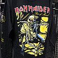 Iron Maiden - TShirt or Longsleeve - IRON MAIDEN - Piece of Mind (Longsleeve)