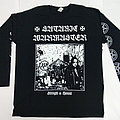SATANIC WARMASTER - Strength And Honour (Long Sleeve TS) TShirt or Longsleeve