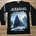 MEKONG DELTA - Tales Of A Future Past (Long Sleeve) TShirt or Longsleeve