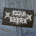 VLAD TEPES - Logo 120X70 mm (embroidered)