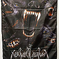 Nokturnal Mortum - Other Collectable - Nokturnal Mortum - Вовчі Ягоди (Flag)