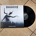 Vargavinter - Tape / Vinyl / CD / Recording etc - VARGAVINTER - Frostfodd (Ltd. Black Vinyl)