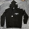 Graveland - Hooded Top - GRAVELAND - Hour Of Ragnarok (Zipper Hoodie)