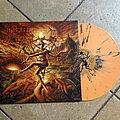 Impaled Nazarene - Tape / Vinyl / CD / Recording etc - IMPALED NAZARENE – Ugra-Karma (Orange black splatter 180g vinyl) Ltd. 500
