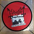 Mayhem - Tape / Vinyl / CD / Recording etc - MAYHEM – Deathcrush (Picture Vinyl) Ltd. 1000 copies