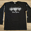 Nokturnal Mortum - Goat Horns (Long Sleeve T-Shirt)