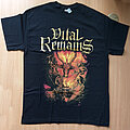 VITAL REMAINS - Dawn of the Apocalypse (T-Shirt)