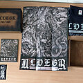 Ulvegr - Tape / Vinyl / CD / Recording etc - ULVEGR - Isblod (Ltd. Wooden Box)